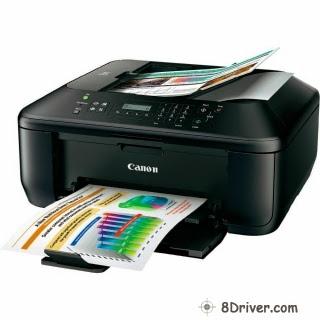 download Canon PIXMA MX375 printer's driver