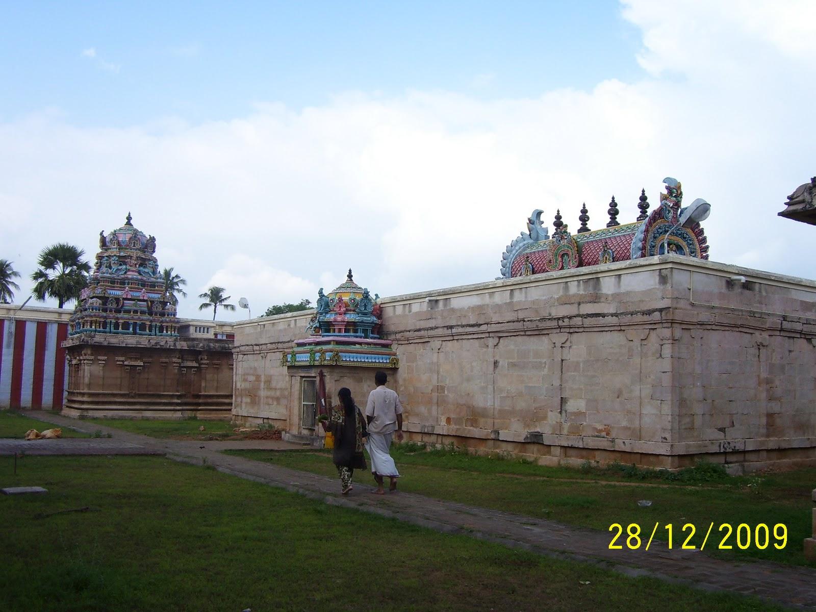 Sri Vaitha Maanidhi Perumal Temple (ThiruKolur) Tirunelveli - Divya Desam 68