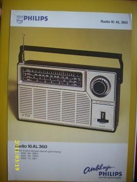 Iklan  / Brosur Radio