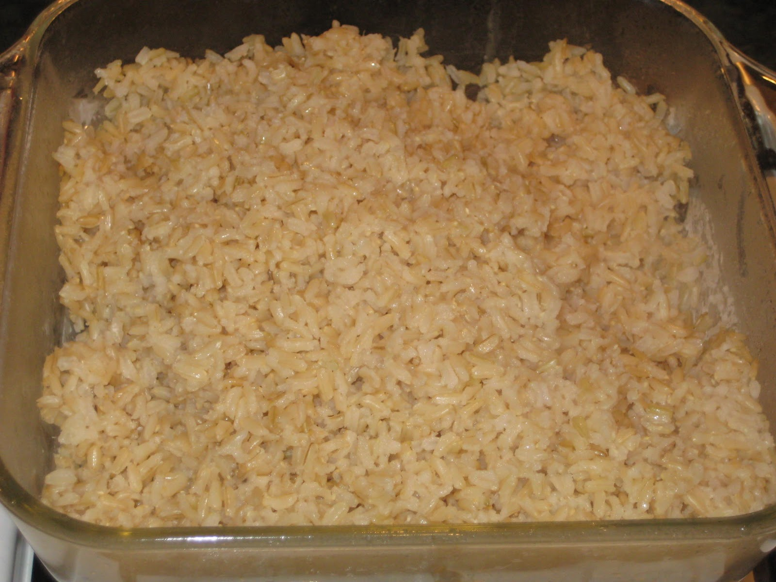 This Baked Brown Rice Recipe Is Such An Easy, Foolproof Way To Prepare Rice  I