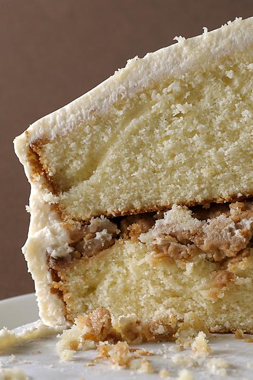 Caramel Cake Frosting Condensed Milk