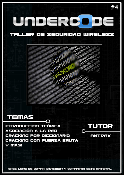 Taller Hacking Wireless #4