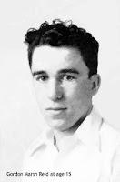 Gordon Reid at age 15