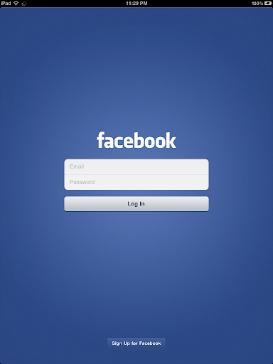 facebook%252520for%252520ipad%2525203 Official Facebook iPad App Now Available For Download