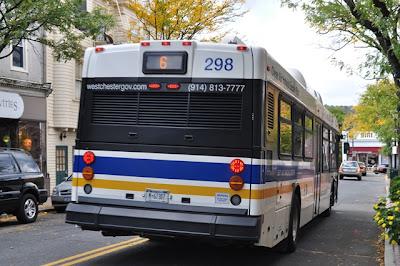 Bus Transit - The Retrofit: Hastings-hastings-on-hudson village