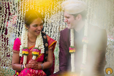 Meghna & Andrew by WeddingTales.co