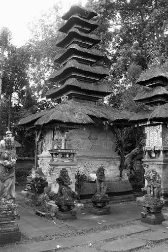 Balinéz templom