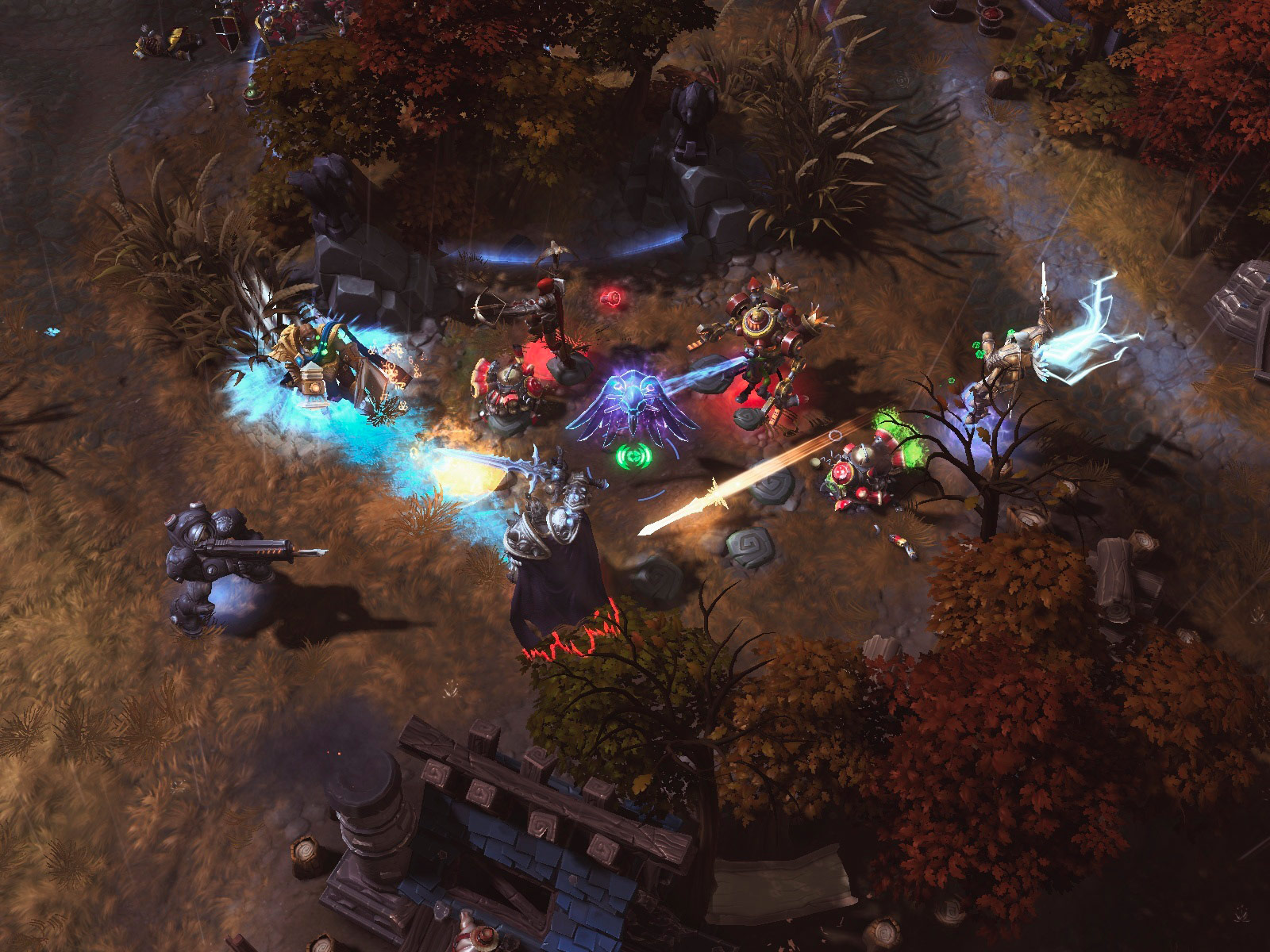 Heroes of the Storm: MOBA của Blizzard lộ diện 1