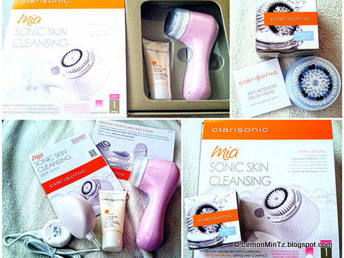 Review: Clarisonic Mia Sonic Skin Cleansing