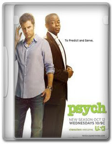 Psych S06E10   Indiana Shawn and the Temple of the Kinda Crappy, Rusty Old Dagger