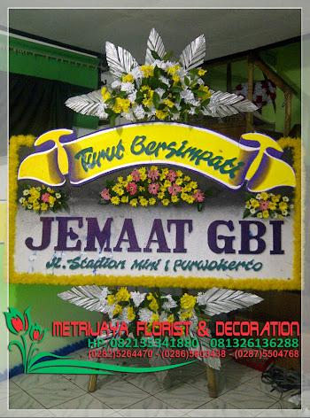 turut berdukacita dari Gereja Bethel Indonesia
