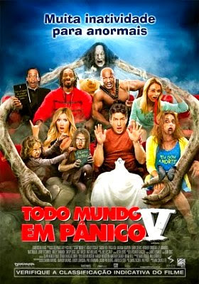 Filme Poster Todo Mundo em Pânico 5 WEBRip XviD Dual Audio & RMVB Dublado