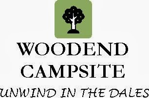 Camping  at Wood End Farm,