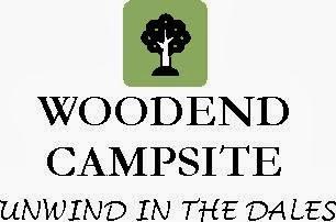Camping  at Wood End Farm,