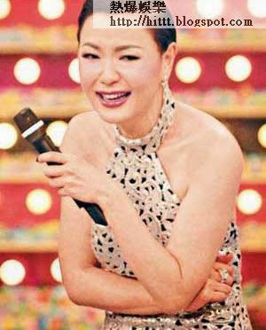 馬國明及田蕊妮當選「藝人心目中的視帝、視後」,阿田更喜極而泣。
