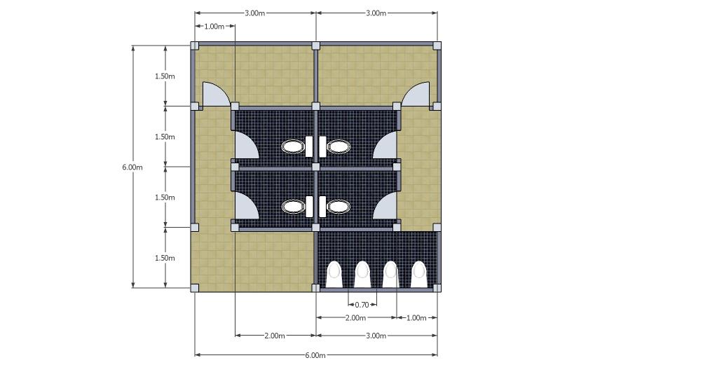 ปรับปรุงอาคารสำนักงานเก่า( ปาย ) V2-01