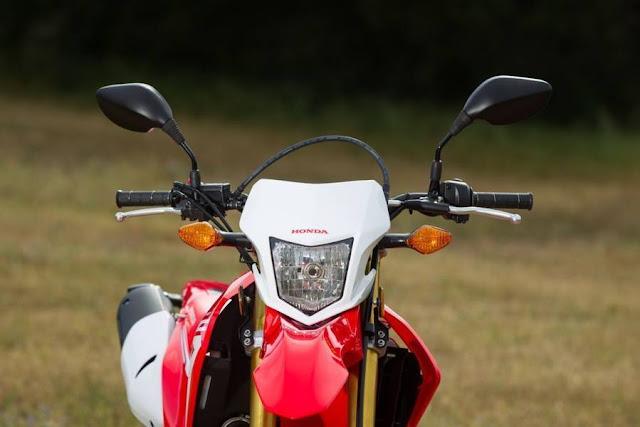 Honda CRF250L Đầu Đèn