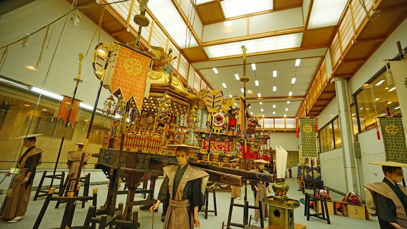 飛騨高山 高山祭屋台会館 写真2