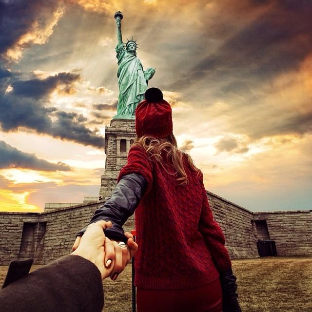 #執妳之手帶妳環遊全世界:以《Follow me》為主題拍出創意旅行照 9
