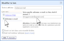 Ajouter une adresse email