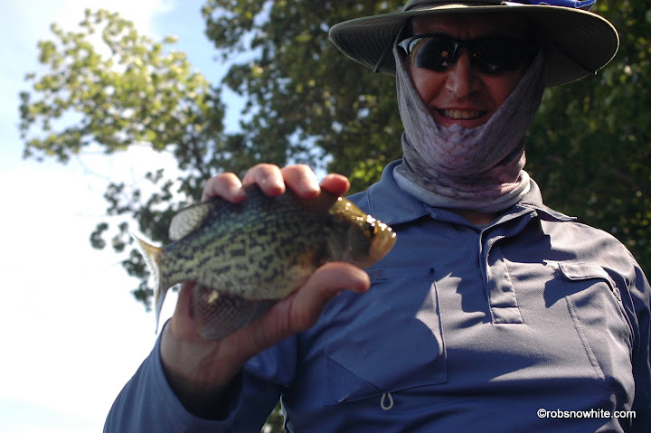 Little Hunting Creek Crappie