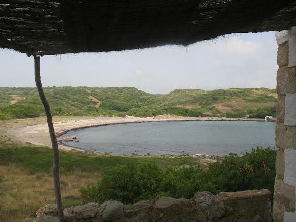 Cala sa Torreta-Menorca