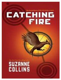 an analysis of the dystopian fiction catching fire by suzanne collins The hunger games is a young-adult, dystopian novel written by suzanne collins it was originally published on september 14, 2008 the book is the first in the hunger games trilogy, followed by catching fire, then mockingjay.