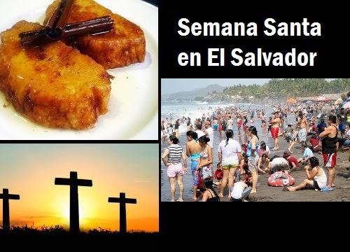 Semana Santa en El Salvador