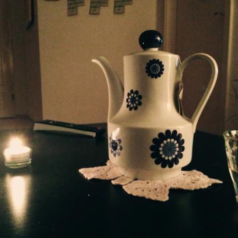 Fräulein Bergers Tee
