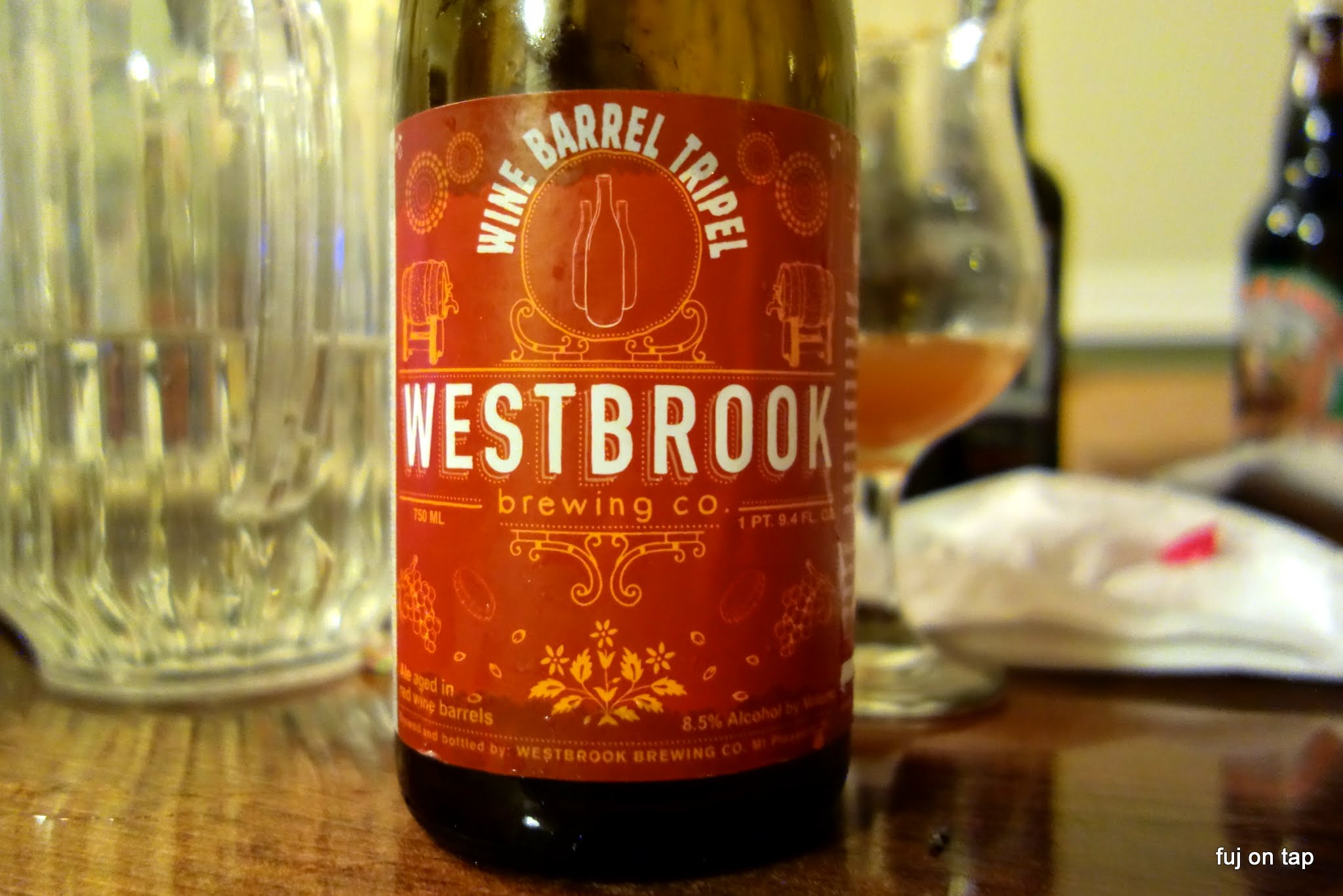 Westbrook Wine Barrel Triple