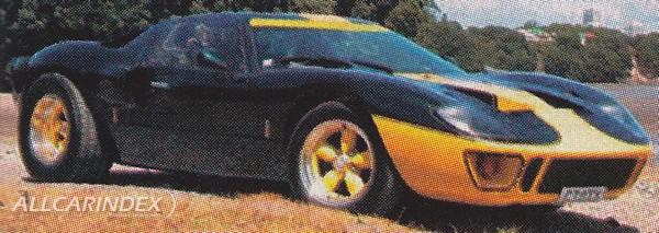 GT40 NZ