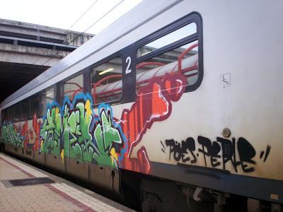 poes perle graffiti