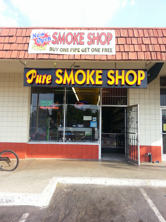 Smoke Shop Lakeside CA | Pure Smoke Shop at 12235 Woodside Ave, Lakeside, CA