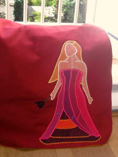 Tas met koningin Virgo