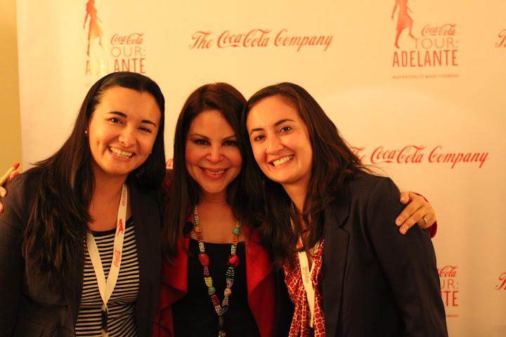Coca-Cola Tour: Adelante
