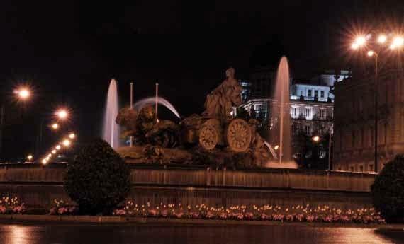 El Ayuntamiento de Madrid se suma a la Hora del Planeta 2015