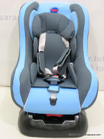 1 Junior # HDZ-105W Baby Car Seat - 0 up to 3 Year