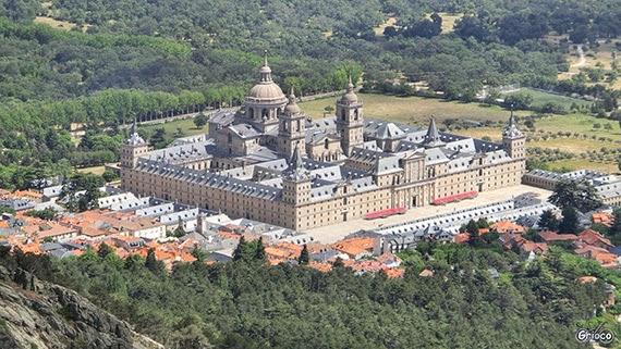 Ruta MTB de Cercedilla a El Escorial. Sábado 10 de enero 2015 ¿Nos acompañas?