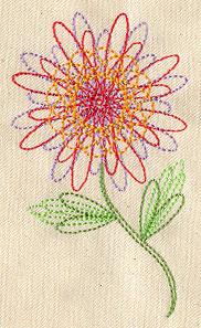 Loopy Flower