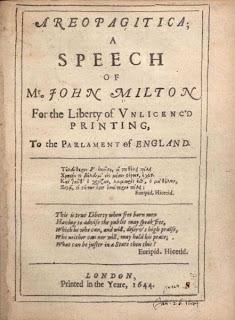 Areopagítica. Discurso sobre la Libertad de Prensa - John Milton