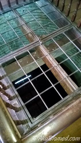 menara jam condong teluk intnan