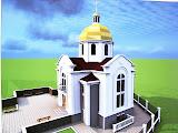 Проект храму УГКЦ в Севастополі
