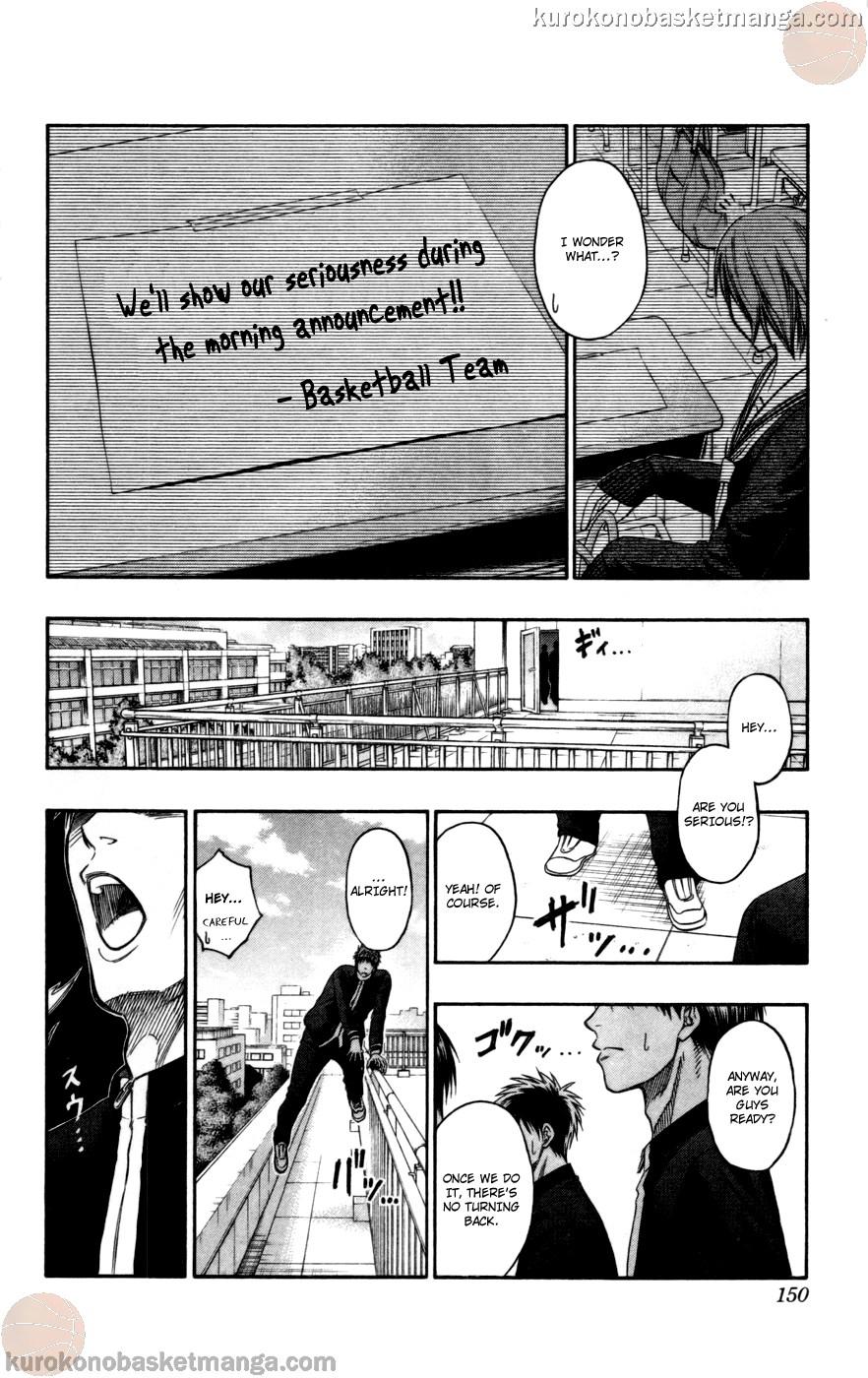 Kuroko no Basket Manga Chapter 97 - Image 04