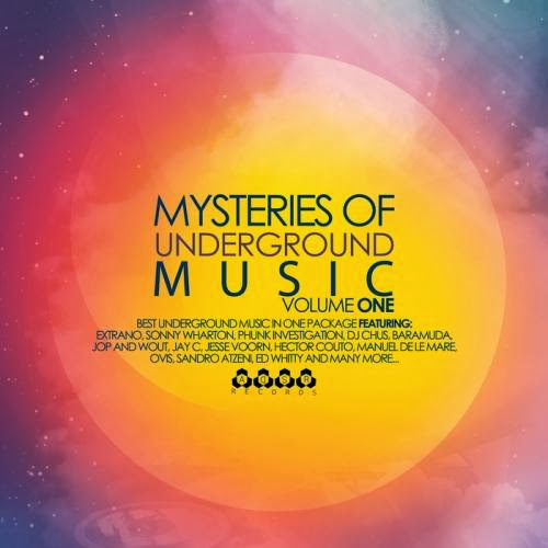 VA   Mysteries of Underground Music, Vol. 1 (2013) | músicas