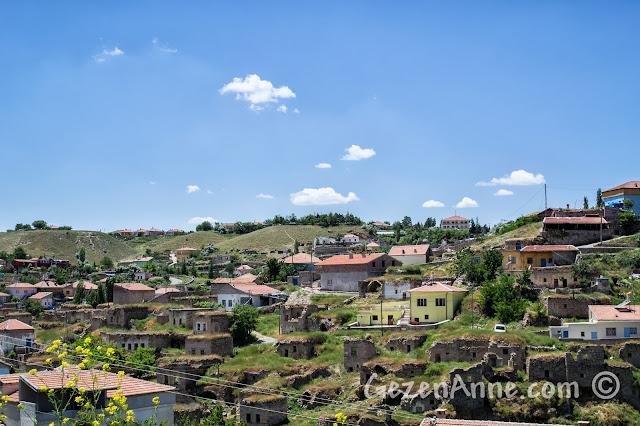 Ihlara köyü