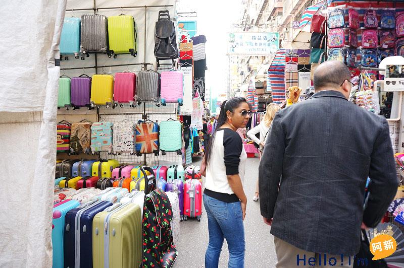 旺角景點,女人街.旺角女人街,香港女人街,香港女人街必買,香港-6
