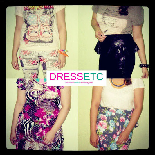 Dress Etc Online Fashion Store