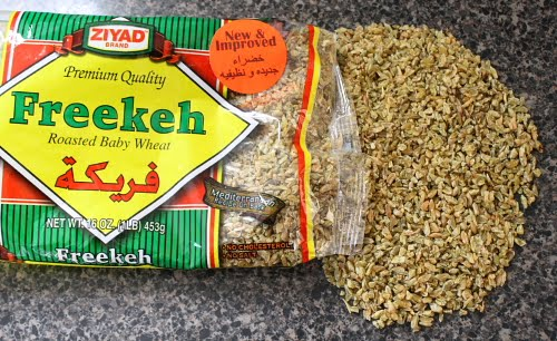 Something FREEKEH is coming to a grocery store near you
