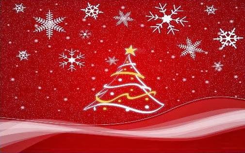 Sfondi di Natale Albero