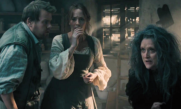 'Into the Woods' Offers Two New Clips